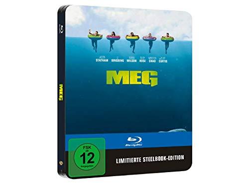 The MEG - Exklusiv Limited Uncut Steelbook Edition (2D) - Blu-ray