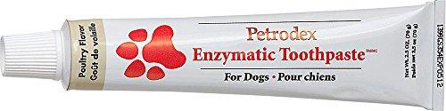 Petrodex Advanced Dental Care Enzymatic Toothpaste Poultry Flavor Dog Treat 2.5 oz