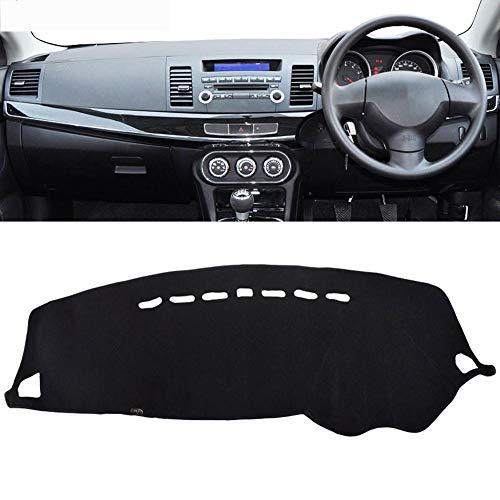 NUIOsdz Auto Armaturenbrett Abdeckung Mats Vermeiden Sie lightpadInstrument Plattform Schreibtisch, Für Mitsubishi Lancer Galant Fortis 2008-2017