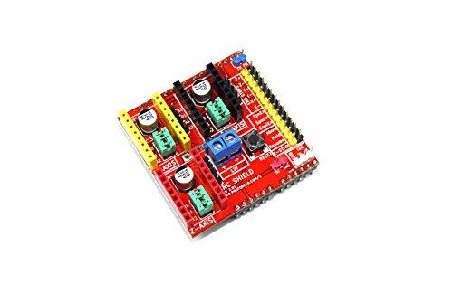 Arduino UNO CNC Shield V2 A4988 3D Printer Engraver 12V Proto GBRL