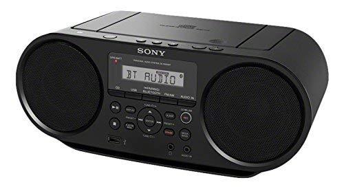 Sony ZS-RS60BT Radiorekorder ( CD-Player,MP3 )
