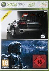 Halo 3: ODST Forza Motorsport 3 Bundle [Xbox 360]