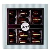 Marabissi Artisan Pastry Baci di Dama con cacao - 1 x 140 Gramos