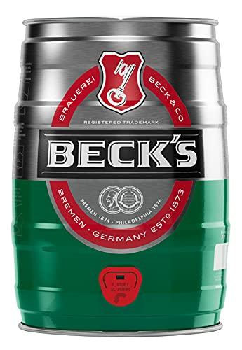 Beck's Birra, Fustino con Spillatore da 5L