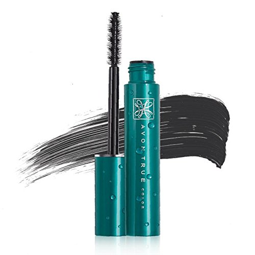 Avon True Color SuperShock Volumizing Waterproof Mascara - Black