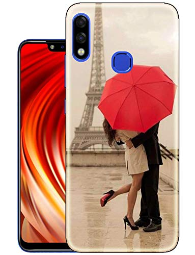 Snazzy Soft Designer Back Cover for Infinix Hot 7 Pro