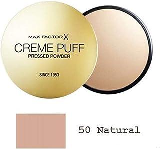 Max Factor Creme Puff Pressed Powder - 21g, 50 Natural