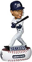 MLB New York Yankees Unisex BALLER BOBBLEBALLER BOBBLE, Team Color, One Size