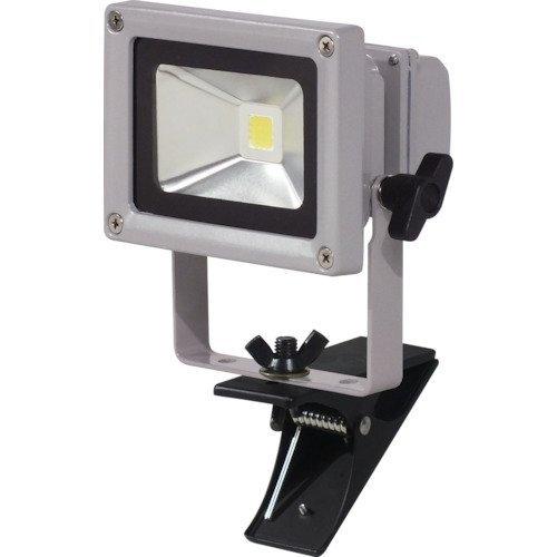 日動 LED作業灯 10W クリップ式 LPR-S10C-3M 投光器(LED)