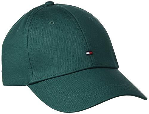 Tommy Hilfiger BB Cap Chapeau Homme, Vert rustique,...