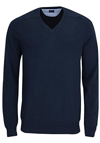 OLYMP Pullover V-Ausschnitt Baumwolle Herren