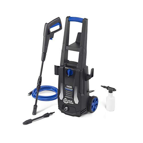 AR Blue Clean e-1400 - Limpiador de Alta presión (1400 W, 110 Bar, 390 l/h)