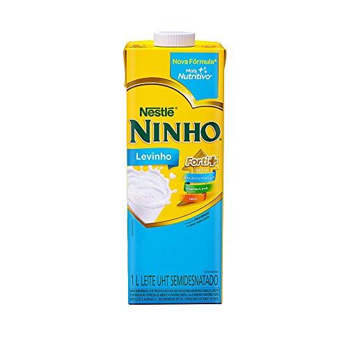 LEITE SEMIDESNATADO NINHO 1L