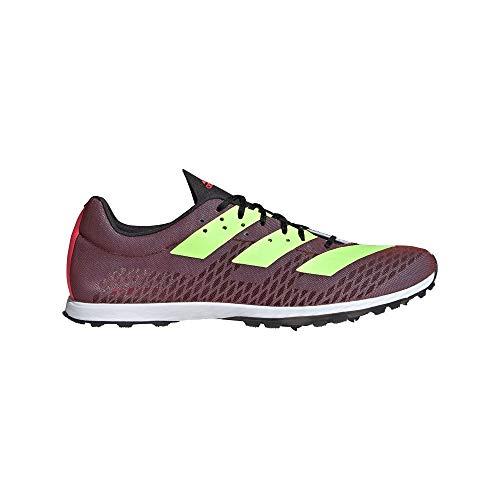 adidas Adizero XC Sprint, Zapatillas de Atletismo Hombre, NEGBÁS/VERSEN/ROSSEN, 42 EU