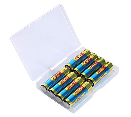 KENDAL AA-Alkaline-Batterien, industriell, 1,5 V, LR6, EN91, AM3, MN1500, ersetzt R6P, 8 Stück