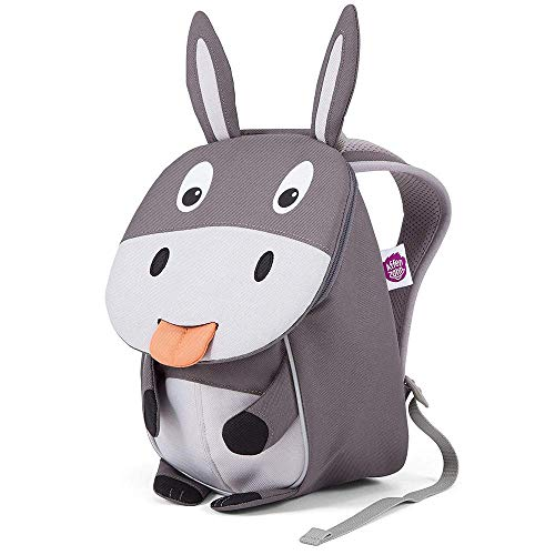 Affenzahn Kinderrucksack für 1-3 Jährige im Kindergarten - Esel