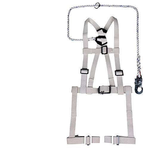 JESSIEKERVIN YY3 Cinturón de Cuerpo Completo Resistente al Fuego ...