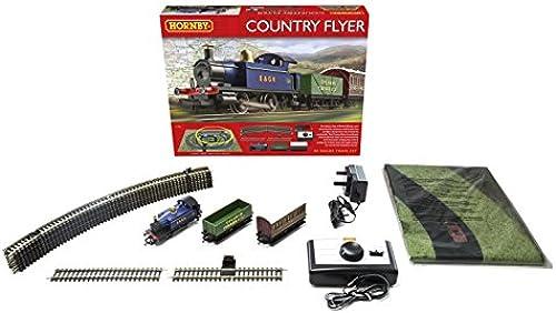 Hornby R1188 Country Flyer Komplettes Starter Zug Set