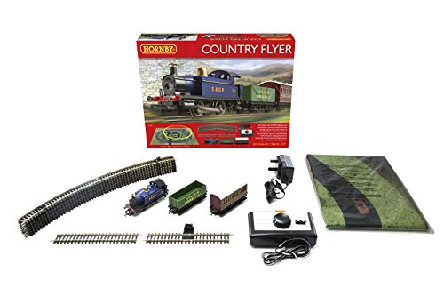 Hornby R1188 Country Flyer Complete Starter Set Treno