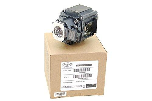 Alda PQ Reference, lampada per EPSON EB-G5650W, EB-G5660W, EB-G5750WU, EB-G5800, EB-G5900, EB-G5950, 4200W, PRO G5650W, PRO G5750WU, PRO G5950, PRO G5950NL proiettori, lampada con modulo