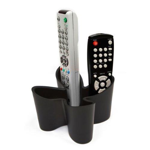 J-Me - Contenitore per telecomandi dal design originale nero