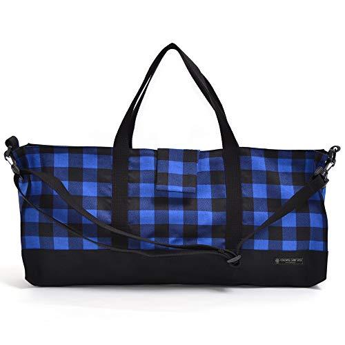 ピアニカケース スタンダード 鍵盤ハーモニカ バッグ 袋 バッファローチェック・ブルー N4320500