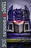 Transformers: IDW Collection Phase Two Vol. 12 (Transformers: IDW Collection - Phase Two) (English Edition)