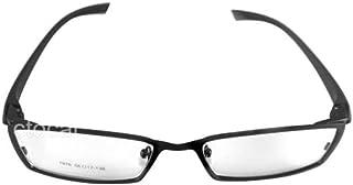 2cb5d5fef72f 100% Pure Titanium Spectacles for Men Glasses Optical Eyeglass Frame eyewear