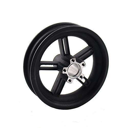 LXHJZ Neumáticos para Scooter Movilidad, llanta patín eléctrica Compatible con buje Rueda...