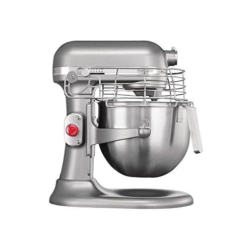 KitchenAid 5KSM7990X BSM Planetary Mixer, 6,9l, silber metallic