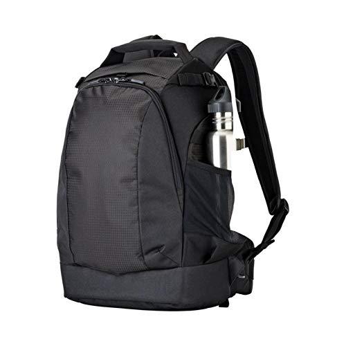 T-ara Neueste Kameratasche mit Liner Case Raincoat Rucksack Universal Gravid Kapazitätstasche für Kamera Unverzichtbar für Reisen im Freien (Color : Black, Size : A)