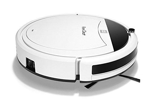 Smart Programmable Robot Vacuum Cleaner - Gyro Sensor Home Navigation, Scheduled Activation &...