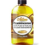 Artizen Frankincense Essential Oil (100% Pure & Natural - UNDILUTED) Therapeutic Grade - Huge 1oz...