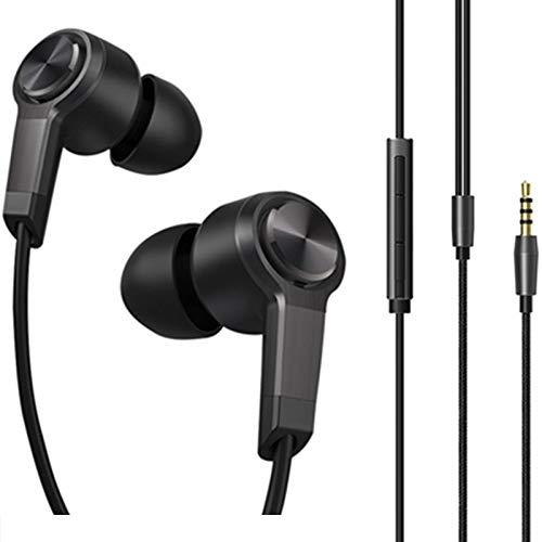FidgetFidget Headphone for Xiaomi Stereo Piston 3 III in-Ear Earphone Headset with Remote Mic