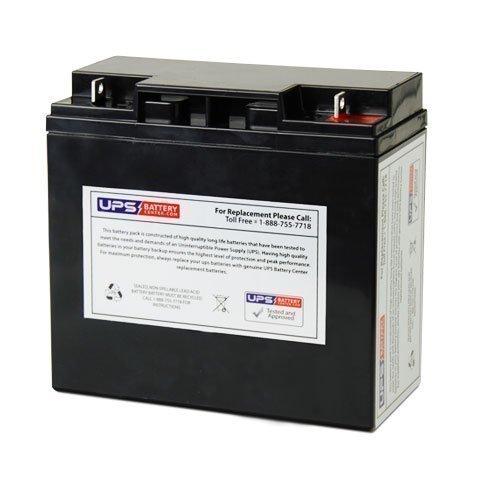 12V 18AH SLA Replacement Battery for Briggs Stratton 7000 Watt Generator
