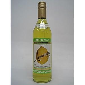 レモンウォッカ (リモンナヤ) 40度 500ml