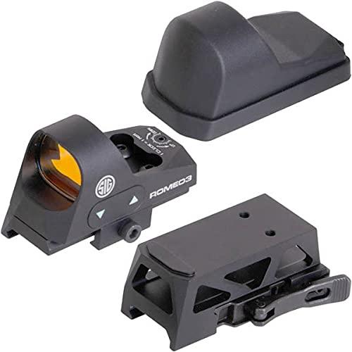 ROMEO3 タイプ コンパクト ドットサイト BK 黒 ブラック