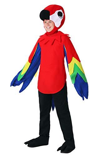 Child Parrot Costume X-Large