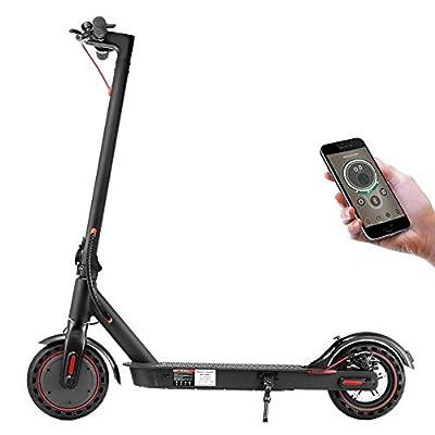 E9 Pro Ultralight Folding Electric Scooter Adult Kids Max Speed 15.5mph Intelligent BMS Range 25km With APP