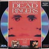 Dead Ringers LASERDISC (NOT A DVD!!!) (Full Screen Format)