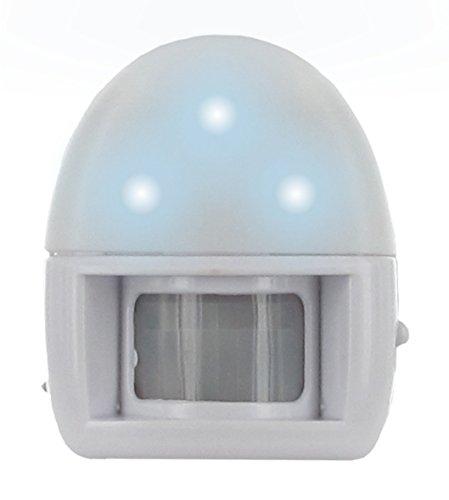 Elro NL2P LED-nachtlampje NL2P-bewegingsmelder, wit