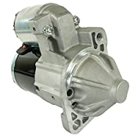 DB Electrical SMT0285 Starter For Mitsubishi Lancer EVO Evolution W/Turbo 2.0L 2.0 03 04 2003 2004 /MN128202 /M128202D /M0T31171 /12 Volt, CW