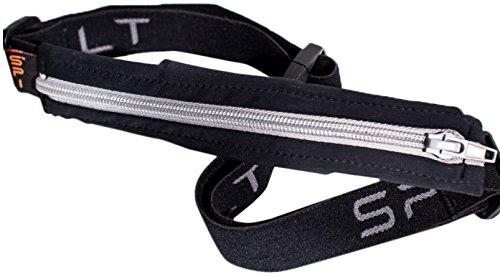 Spibelt Uni S Original pour Basic with Titanium Zipper Sac de Course, Noir, XL