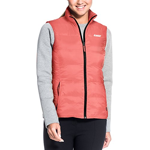 Gregster Vele Chaleco Deporte, Mujer, Rosa, S