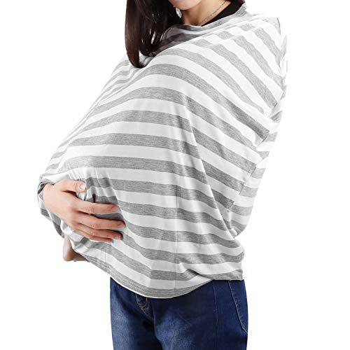 Amazy Autositzbezug für BabysAbdeckung BabyschalenStilltuchAuto Sitz