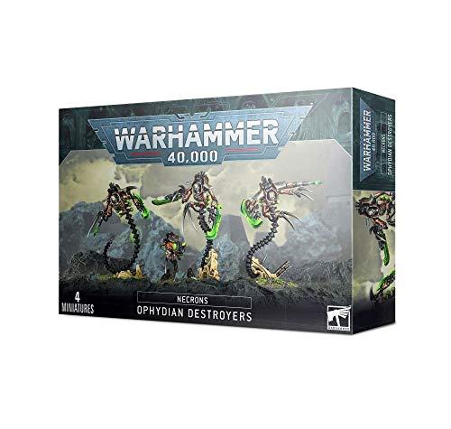Games Workshop Warhammer 40k - Necron Destroyers Ophydiens
