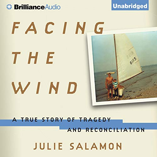 Facing the Wind audiobook cover art
