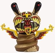 Kidrobot Dunny Apocalypse Series - Kukulkan Serpent Deity By Jesse Hernandez