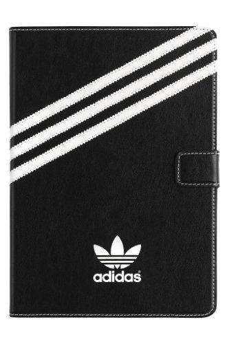 adidas 594520 Original Booklet Hülle für Apple iPad Air schwarz/weiß