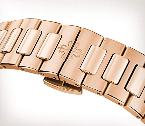 Patek Philippe Nautilus Rose Gold 7118-1200R-010 with Golden Brown Opalinedial